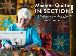 Machine Quilting in Sections: Strategies for Any Quilt (DVD)   Craftsy & Preview Adamdwight.com