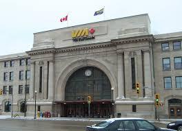 Gare Union de Winnipeg