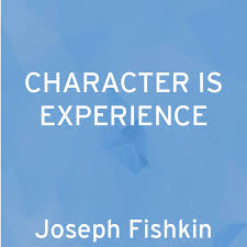 essay series on character and opportunity character is experience