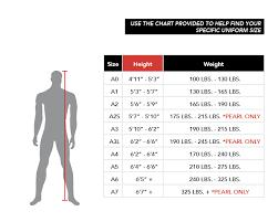 Karate Belt Size Chart Size Charts