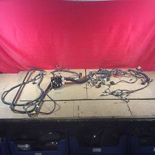 jeep yj wiring harness 94 95 jeep wrangler yj interior under dash wiring harness rear tail lamp light