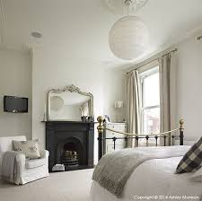 master bedroom in kelly ann dominic preston s victorian mid terrace townhouse in