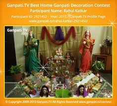 gauri ganpati decoration ideas for home lark design blog