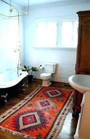 southwestern bathroom rugs southwestern southwest style bathroom rugs