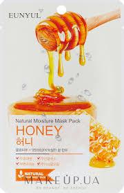 <b>Eunyul Natural</b> Moisture Mask Pack Honey - Тканевая <b>маска</b> с ...
