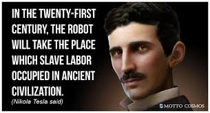Nikola Tesla Quotes Fascinating Nikola Tesla Said Quotes 48 Motto Cosmos Wonderful People Said