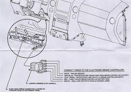 reese brake control wiring diagram questions answers i have a 2004 ford escape i installed a class 2