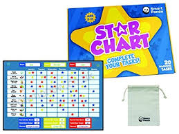 Reusable Reward Charts For Toddlers Reward Chart For Children By Smartpanda Magnetic Star