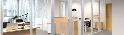 create new space with komandor s aluminum partitions