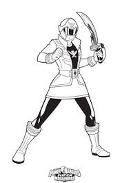 Pirate Power Ranger Coloring Page For Boys Boys Coloring Book