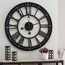 trendy big wall clock decoration 131 large wall clock design in large wall clocks the best