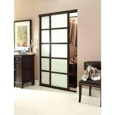 solid hardwood frame snow white back painted glass interior sliding door doors kitchen cabinet n