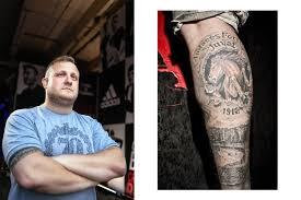 футбольные татуировки афиша Daily
