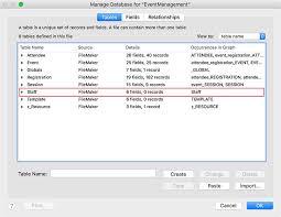 Staff List - Tutorial 2007 - FileMaker Custom App Academy
