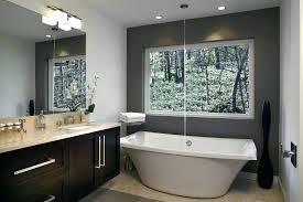 freestanding baths with shower on bathroom within standing bathtub