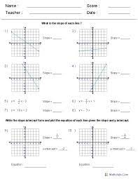 graphing linear equations linear