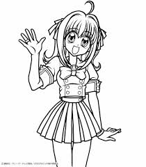 Small Picture MERMAID MELODY coloring pages Hanon Mermaid Melody Anime
