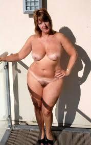 Nude chubby women top