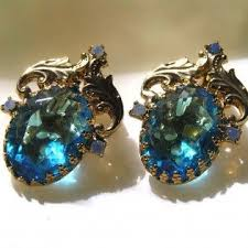 Buy <b>opal Vintage</b> Estate Wedding Prom jewelry on The Sparklotron ...