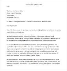 Business Letter Format To Mayor Valid 18 Complaint Templates Doc Pdf ...