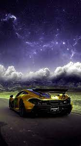 Mclaren Car HD iPhone Wallpaper