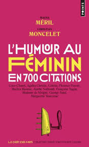 Lhumour Au Féminin En 700 Citations Biba