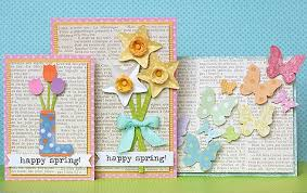 Spring Photo Cards Spring Greeting Cards Homemade Card Ideas To Make Hubpages