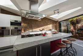 Modern Kitchen In Old House House Extension Ideas By Dfm Architects Design For Me