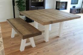 Eettafel Vierkant Vierkante Tafel 120 X 120