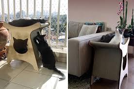 modern design cat furniture. ronron4 modern design cat furniture e