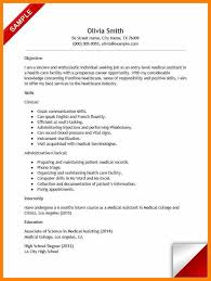 16 Medical Assistant Resume Examples Skills 2015 World Wide Herald