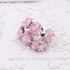Paper Carnation Flower Diy Artificial Bouquet Two Tone Paper Carnation Flowers Buy