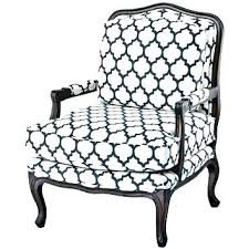 blue and white accent chair. Blue And White Accent Chair Navy C