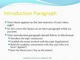 thesis statements 2007 6