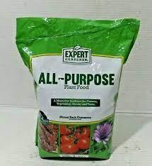 expert gardener all purpose plant food