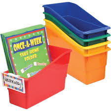 Plastic Magazine Holders Bulk Unique Durable Book And Binder Holders With Universal Label Holders 32