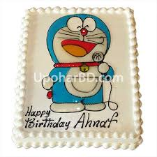 Doraemon Cartoon Birthday Cake For Bangladesh Dorimon Doremon