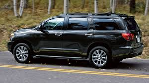 2017 Toyota Sequoia Comes With $45,460 Starting Price | Carscoops