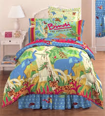 Bindi The Jungle Girl Bedding For KidsTreehouse Bedding
