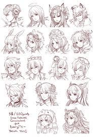 Manga Ideas Japan Princess Drawing Face Best 25 Manga Art Ideas On Pinterest