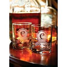 whiskey glass set personalized shield initial whiskey glasses set of 2 ashcroft twist whiskey glass set whiskey glass set personalized