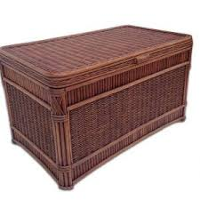 large wicker storage trunk. Contemporary Trunk Large Wicker Storage Trunk Barbados Rattan Storage Trunk Large On B