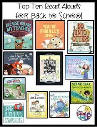 top ten read alouds for back to grade 1second grade books2nd