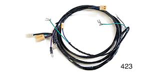 factory fit 1955 chevy starter ignition wiring harness, v8 classic car wiring harness at Factory Fit Wiring Harness