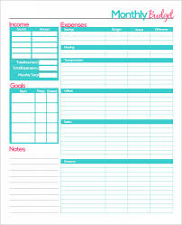 monthly planner free download budget planner worksheet monthly budget template 10 download free