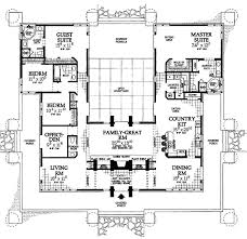 u shaped house plans. Luxury Guest House Plans Best U Shaped Ideas On 5 Bedroom
