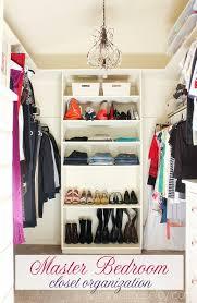 Master Bedroom Closet Organization Ask Anna - Organize bedroom closet