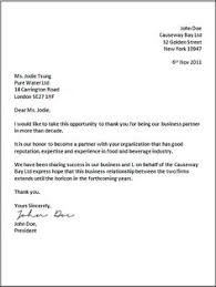 Formal Letter Format Letter Format Letterformat On Pinterest