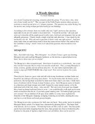 Opinion Essay Writing Example An Opinion Essay About Fast Food