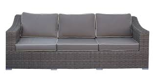 High Back Sofas mauritius high back triple sofa raffles weave outdoor & indoor 7075 by guidejewelry.us